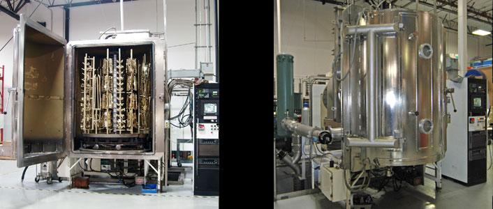 PVD Process Chamber